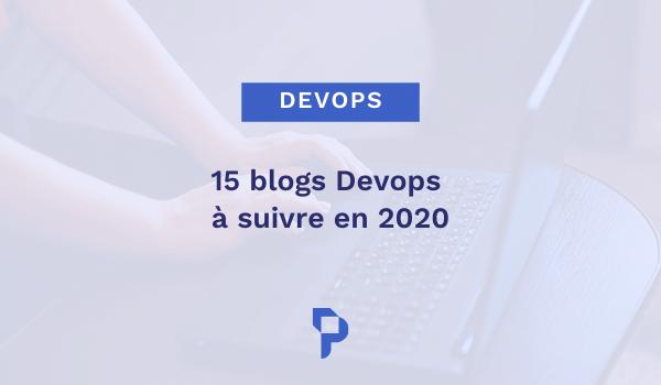 15 blogs devops à suivre en 2020